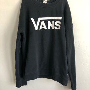 Vans pullover sweatshirt!!🏁